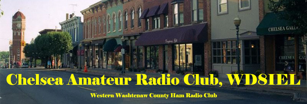 Chelsea Amateur Radio Club, WD8IEL